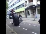 """Видео on Instagram: """"Вот такой велосипед мне нужен, чтобы похудеть ?"""""""