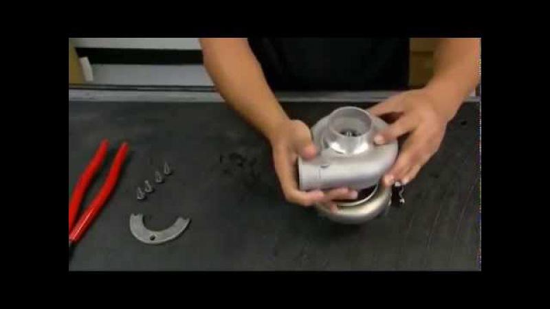 Как это сделано Турбокомпрессоры