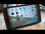 NVIDIA SHIELD Tablet - обзор прошивки Android 5.0 Lollipop
