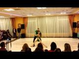 TIMBALITO _ Vito y Stefania New show 2015
