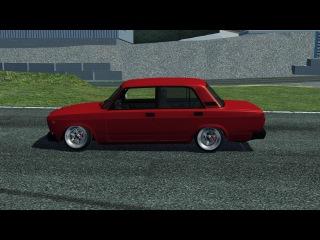 SLRR- Vaz 2107-05 DRIFT| For fan