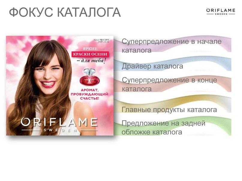Фокус каталога