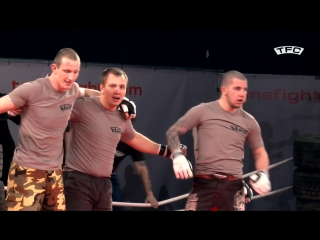 Fight 5 of the TFC Event 1 Prague Boys (Prague, Czech Republic) vs Korabely (Mykolaev, Ukraine) [MMA|UFC|BELLATOR|БОКС]