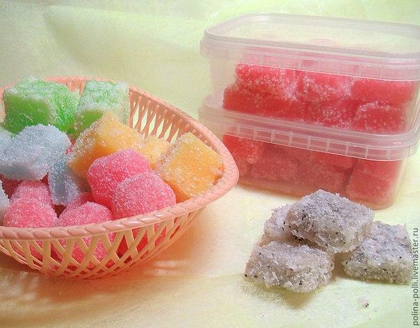 Сахарные скрабы своими руками