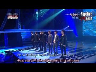 Super Junior, SHINee , SG Wanna Be - My Everything (Türkçe Alt Yazılı)