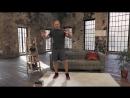 Домашние тренировки с Денисом Семенихиным-Упражнения для мышц груди