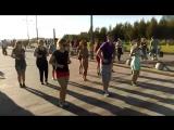 Мастер-класс по сальсе от ArmenyCasaSPb на фестивале Энергия Жизни