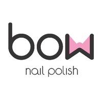 Bow nail polish