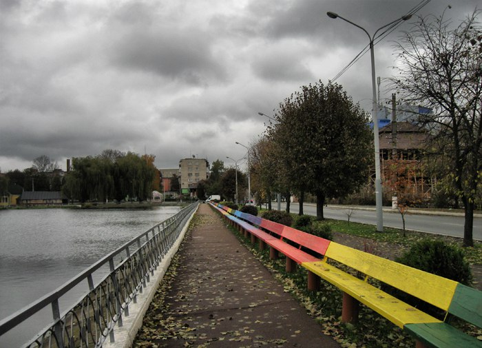 Славута Хмельницкой области – достопримечательности города