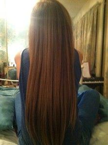 Красивые волосы картинки со спины