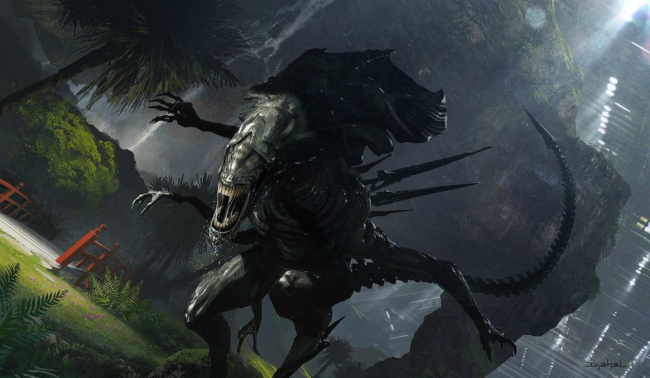 Alien 5 Чужой 5