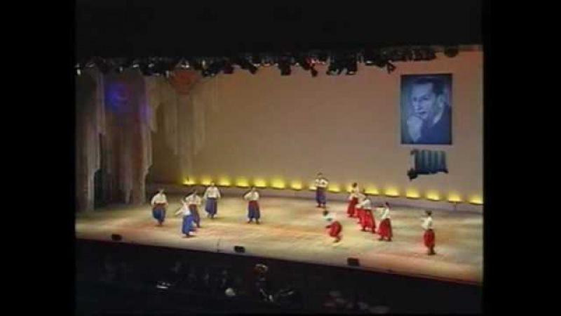 Virsky - Kyjivski parubky Вірський - Київські парубки (ukrainian dance)