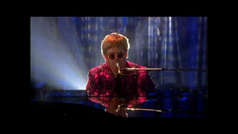 Elton John - Sorry Seems To Be The Hardest Word (Live-HQ)