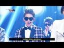 GENTLEMAN - Teen Top Girl's Day (2013.05.11) [Music Bank w/ Eng Lyrics]