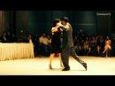 Demian Garcia & Fatima Vitale, 2-4, Adana tango festival oct. 2014, Prischepov TV - Tango Channel
