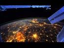 Земля с Международной космической станции интервальная съемка видео Это нереально красиво