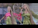 Anastasia & Victoria Petrik (Анастасия и Виктория Петрик), performance in Palmira Palace hotel, live