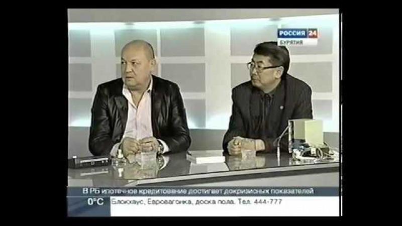 Интервью проф.Кутушова М.В. на канале Россия 24