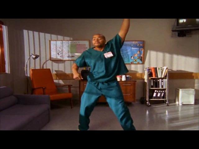 Scrubs - turk's dance