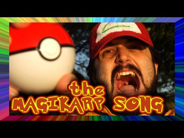 The Magikarp Song A Pokemon Shanty (Game Parody)