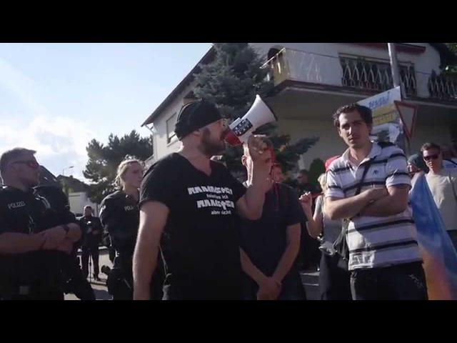 ARMY GO HOME! Demo Ramstein / Kaiserslautern - Ein Kurzfilm
