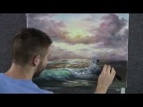 Paint with Kevin Hill - Sunset Beach