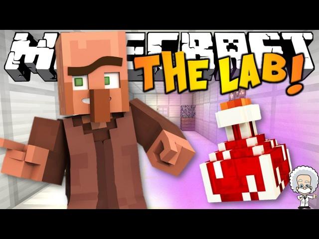 Minecraft - The Lab 2 | Mini Games | DR. ZUK | Ağzını Gırdım Onun )