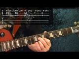 10 MUST LEARN Electric Blues Riffs - Guitar Lesson - ( With Printable Tabs! )