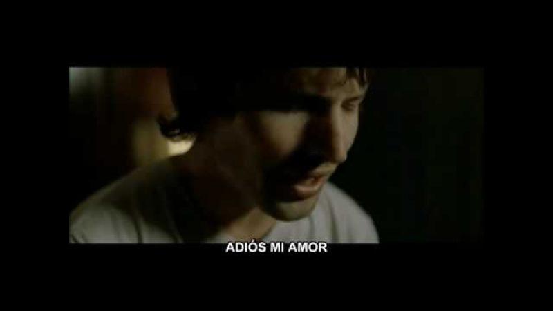 James Blunt - Goodbye My Lover (Traducido - Español - Subtitulado)