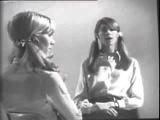 Sylvie Vartan et Francoise Hardy - Il y a deux filles en moi