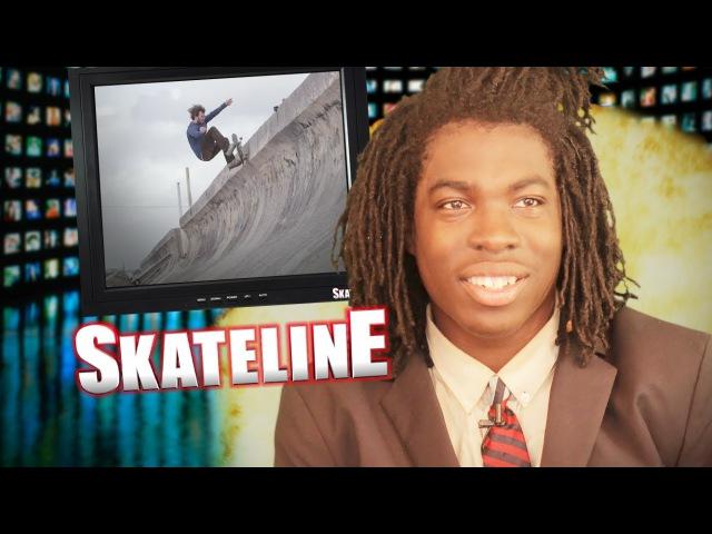 SKATELINE - Silas Baxter Neal, Youness Amrani, Sk8 Mafia's Alexis Ramirez and more