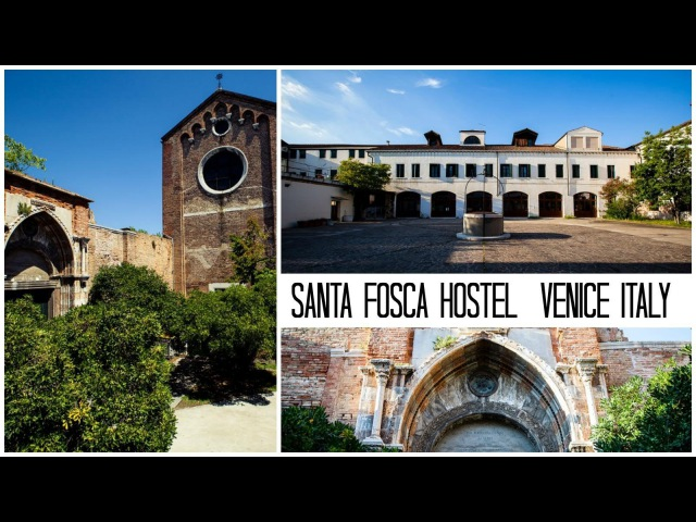 Santa Fosca Hostel Хостел в Венеции Италия