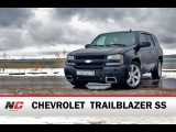 Chevrolet TrailBlazer SS  тест-драйв  Nice-Car.Ru