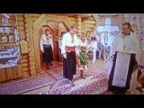 Венчание в украинском стиле - свадьба Антона и Тани - видеооператор на венчание