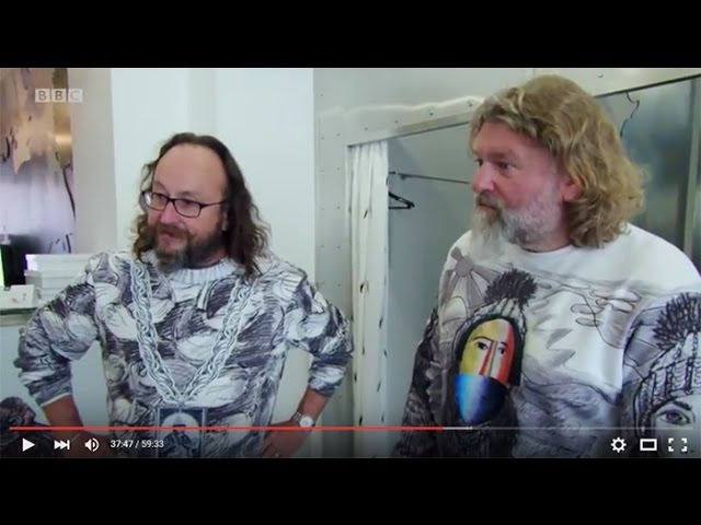Hairy Bikers Northern Exposure - St.Petersburg (TATYANA PARFIONOVA Fashion House)