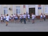 ФЛЕШМОБ на День Молодёжи (Октябрьск 2013 г.)