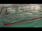 Роман Соколов, 50 м, баттерфляй, 96 занятие