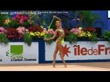 Дина Аверина - булавы (квалификация)  СE 2015
