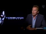 Terminator Genisys Trailer_ Arnold Schwarzenegger Interview - Bodybuilding.com
