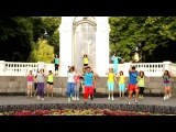 We are one - Pitbull feat. Jennifer Lopez  ZUMBAUkraine, Kharkov