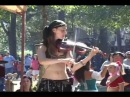 The Hot Violinist