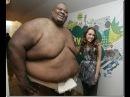 Самый большой участник ММА 300 КГ! против Бушидо карате/The largest member of the MMA 300 kg!