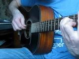 Седая ночь на гитаре