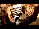 Полёт шмеля на педалях органа Flight of the Bumble Bee on pedals by Dr Carol Williams