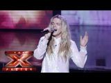 Louisa Johnson sings Everybodys Free from Romeo &amp Juliet Live Week 3 The X Factor 2015