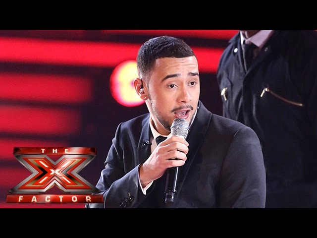 Mason Noise is back with Men In Black | Live Week 3 | The X Factor 2015