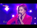 [Official Video] 14/11/29 Hyorin & Jooyoung - (Erase) @ Music Core
