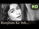 Aha Rimjhim Ke Yeh Sunil Dutt Nanda Usne Kaha Tha Songs Lata Mangeshkar Talat Mahmood