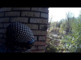 Полигон Братцево./ Airsoft in Russia.
