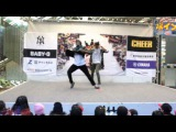 Kevin Paradox and Shaadow Sefiroth   | Judge demo | All Japan super kids
